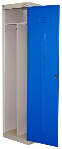 Раздевальный металлический шкаф эконом класса