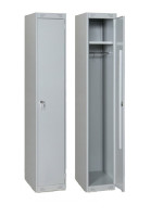Модульный шкаф металлический для одежды